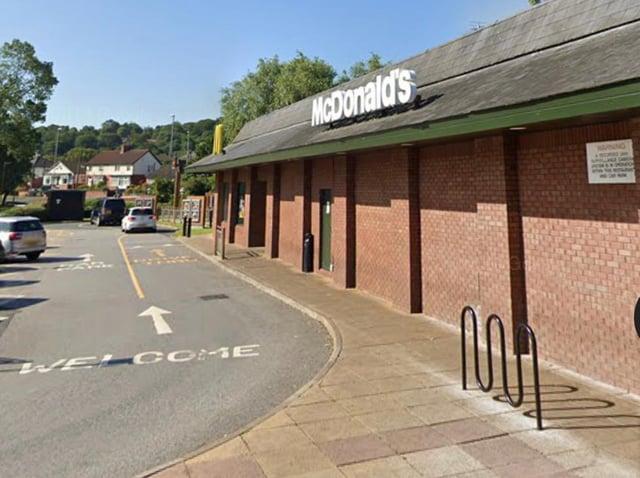 McDonald's, Butt Lane, Bramley (photo: Google)