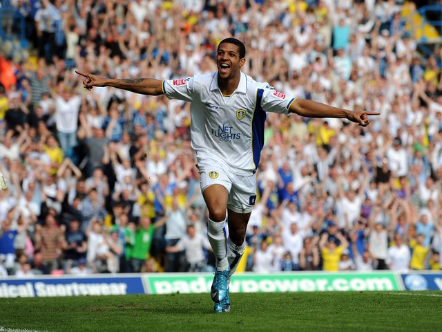 Enjoy these photo memories from Leeds United's 4-1 win against MK Dons in April 2010. PIC: Varley Picture Agency