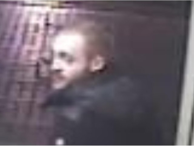 Anyone who recognises this man is asked to contact police on 101 quoting log 1951 of 20/6.