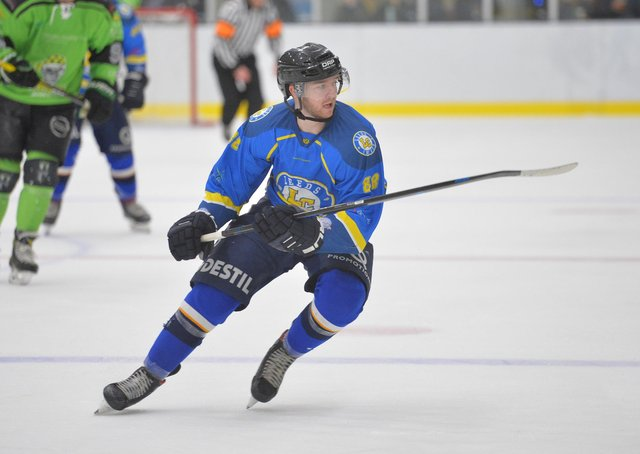 Forward Adam Barnes is excited about working with Leeds Knights head coach and GM Dave Whistle. Picture: Dean Woolley.