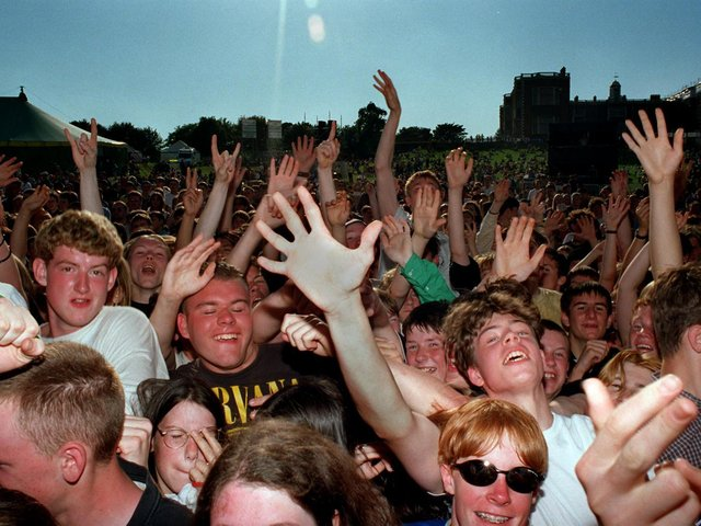 Enjoy these photo memories from Breeze 97. PIC: James Hardisty