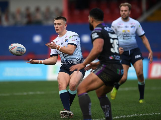 Callum McLelland has not played since Rhinos' win at Wakefield on November 1 last year. Picture by Jonathan Gawthorpe.