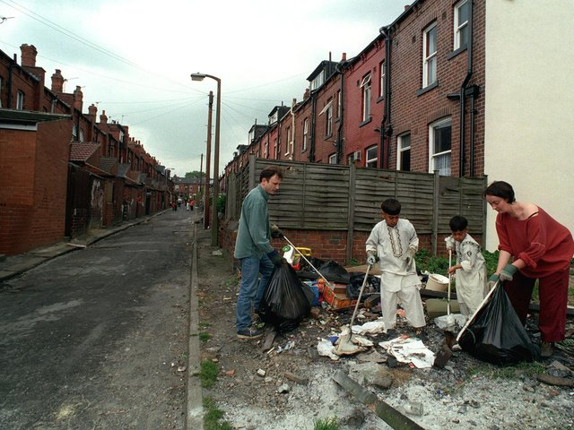 Enjoy these photo memories from Harehills in 1999. PIC: Mel Hulme