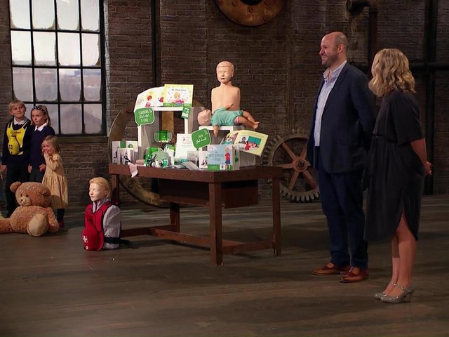 Leeds husband and wife team Kate and Matt Ball will pitch for an investment on the BBC One show - joined by four of their six young children during the 12th episode due to air on June 24, 2021 at 9pm.