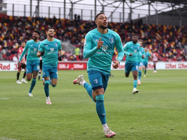 RUNAWAY STAR - Arnaut Danjuma says Leeds United are a bigger club than  Bournemouth and he has outgrown the Championship. Pic: Getty