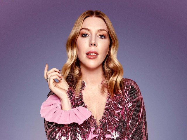 Katherine Ryan is part of the line up