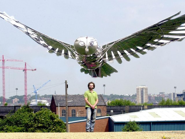 Enjoy these photo memories of Leeds in June 2003. PIC: James Hardisty