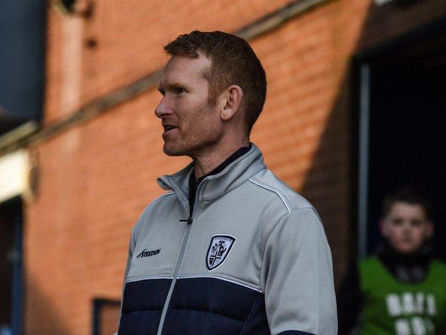 HEAD COACH: James Webster. Picture: Dec Hayes Photography.