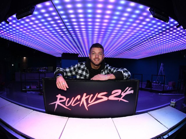 Leeds promoter and DJ Josh Demello, 32, is hosting a huge opening party at Mint Warehouse with his events company Ruckus24