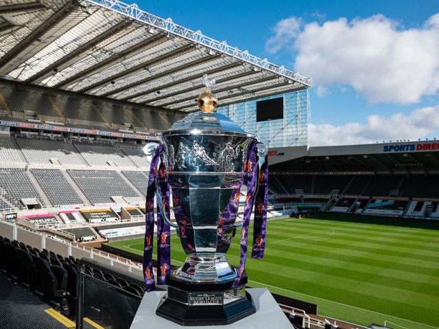 RUGBY LEAGUE WORLD CUP: A decision on whether to proceed with tournament is due next week. Picture:  Alex Whitehead/SWpix.com.