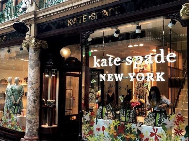 The new Kate Spade store in Victoria Leeds (Photo: Victoria Leeds)