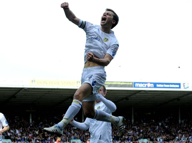 Enjoy these photo memories from Leeds United's 4-1 win against Nottingham Forest in April 2011. PIC: Simon Hulme