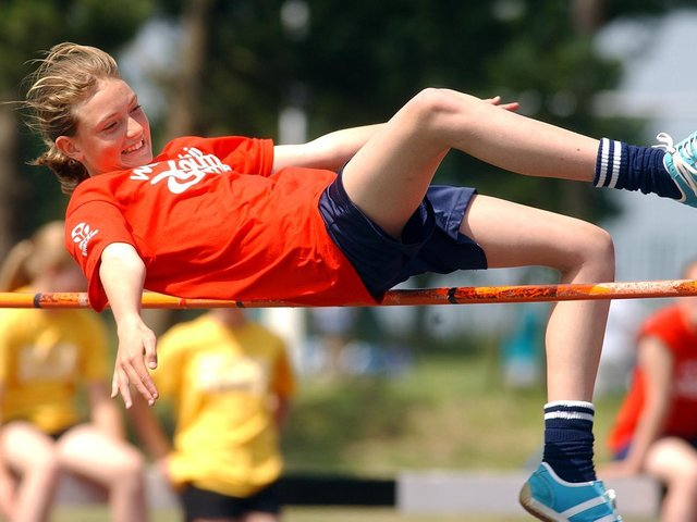 Enjoy these photo memories of the West Yorkshire Youth Games from June 2003. PIC: Simon Hulme