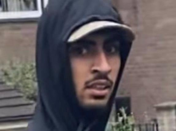 Police have issued a picture of man they want to speak to in connection with a number of assaults on Labour activists who are alleged to have been pelted with eggs and kicked in the head while on the campaign trail in Batley and Spen.
