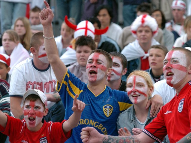 Enjoy these photo memories from Euro 2004. Are you featured? PIC: Mel Hulme