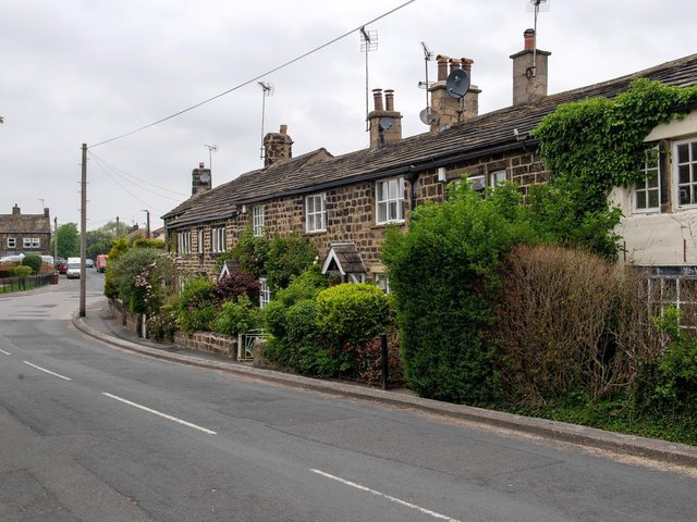 More than £14,000 has been added to the price tag on a home in Yorkshire since the stamp duty holiday was announced  Pictured: Guiseley