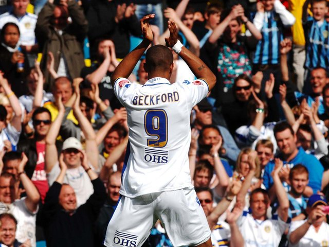Enjoy these photo memories from Leeds United's 3-0 win against Northampton Town in May 2009. PIC: Simon Hulme
