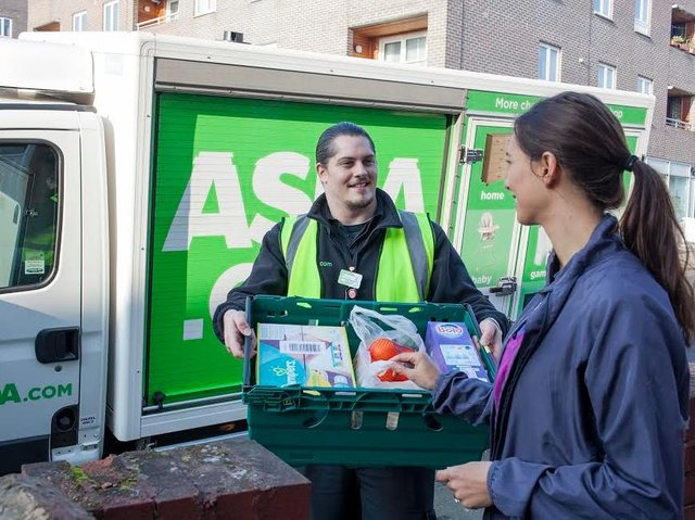 Asda said it will become the first grocer to offer its full online product range