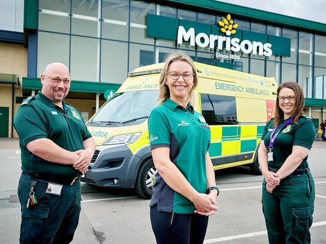 Yorkshire Ambulance Service runs the Pathway to Paramedic apprenticeship programme in Yorkshire