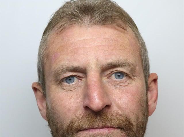 Dean Barnsley (photo: West Yorkshire Police)