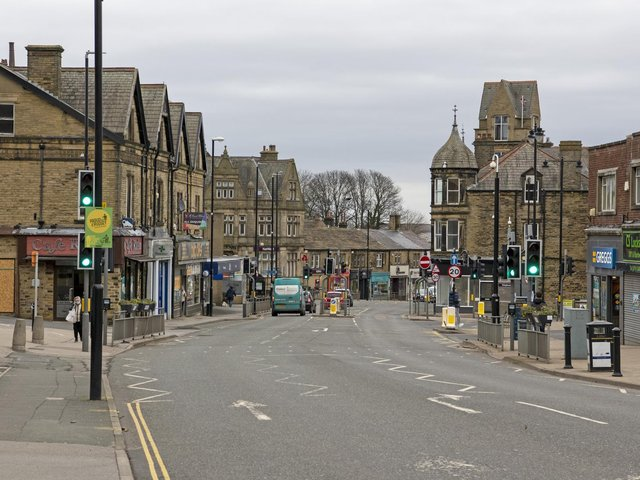 Pudsey has been named as a property hotspot.