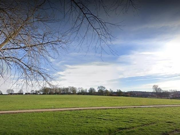 Stanningley Park.