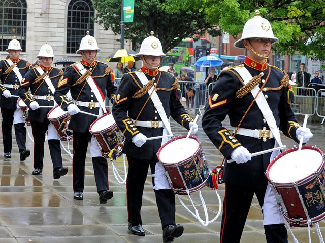 Leeds Armed Forces Day 2021.