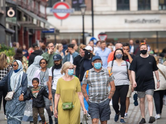 The pandemic has affected every aspect of life in Britain