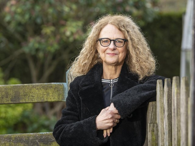 Ruth Pitt is stepping down from her role as chairperson of Leeds 2023. Picture: Tony Johnson