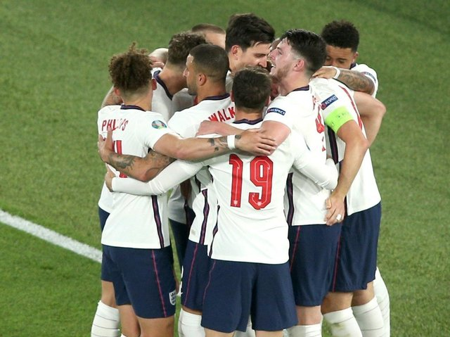 Gareth Southgate's young Lions have lifted the entire country Pic: Marco Iacobucci/PA Wire