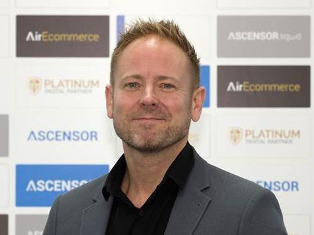 Andrew Firth, MD of Ascensor