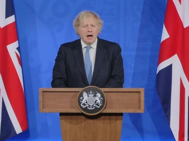 """Boris Jonhson is expected to tell people in England that it will be left to their """"judgment"""" to manage coronavirus risks as he prepares to restore freedoms on July 19 (photo: PA)."""