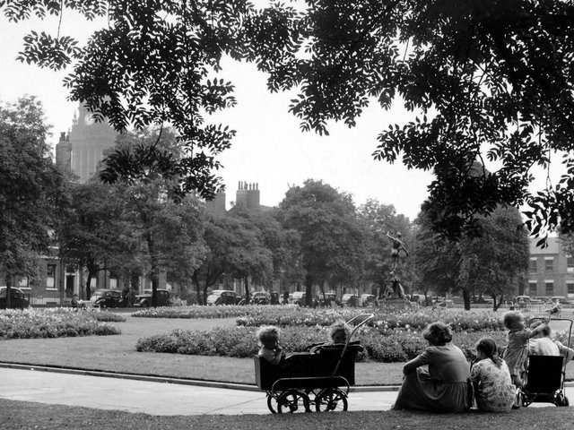 Enjoy these photo memories from around Leeds city centre in 1951. PIC: YPN
