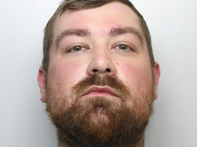 Rapist Braydon Lloyd has been jailed for 12 years.