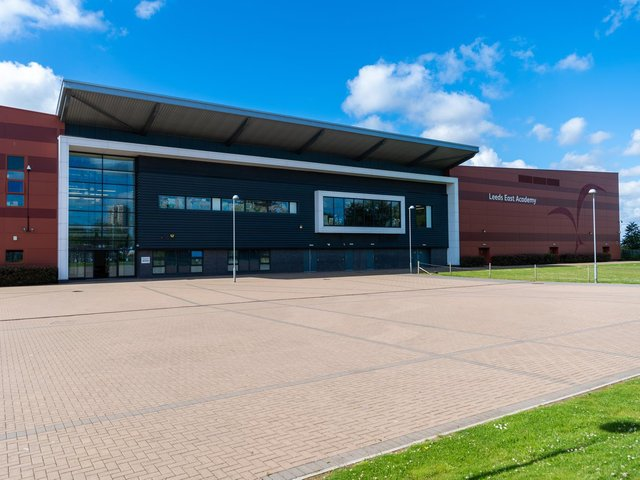 The Leeds East academy where Lee Garner brought about significant changes in results and exclusion rates.