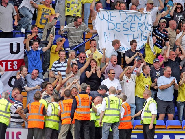 Enjoy these photo memories from Leeds United's last gasp win against Tranmere Rovers in August 2007. PIC: PA