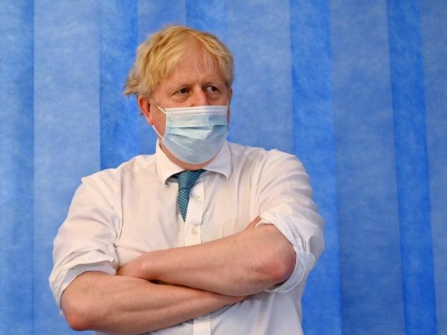 Prime Minister Boris Johnson  Photo: Getty Images