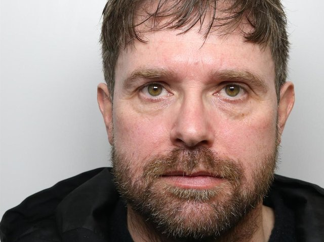 David Wilson was jailed for two and half years for indecently assault a young girl