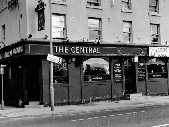 Go around Leeds pubs in 1990. How many were you a regular in?
