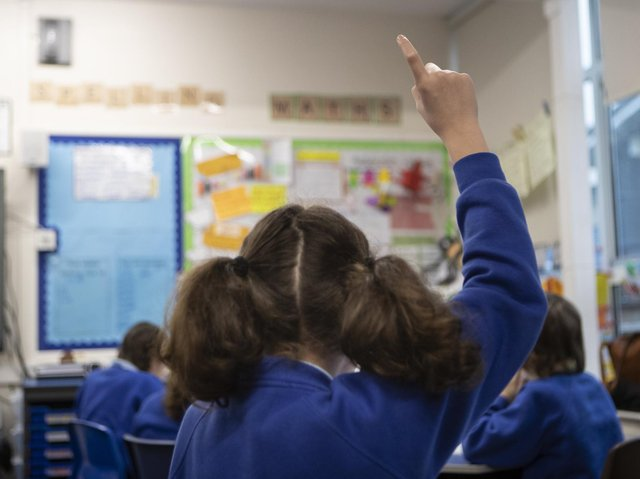 School bubbles are set to be scrapped by the government.