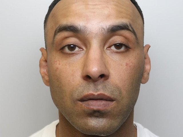 Drug dealer Mohammed Faisal was jailed for five years, seven months at Leeds Crown Court.