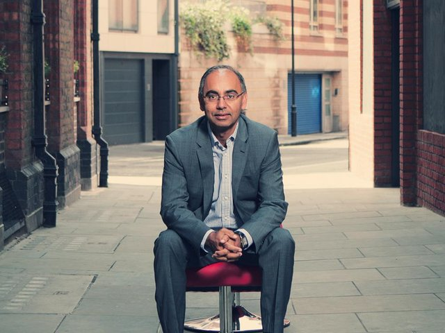Paramjit Uppal, CEO and founder of AND Digital