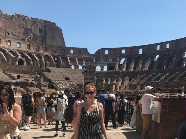 Rebecca Marano has been supporting both England and Italy during the Euros 2020 - but has to make a choice ahead of Sunday's final.