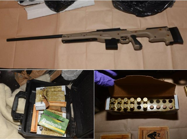 Shane Kameka was given £5,000 by former Leeds United player Paul Shepherd to buy sniper rifle and 200 rounds of ammunition.