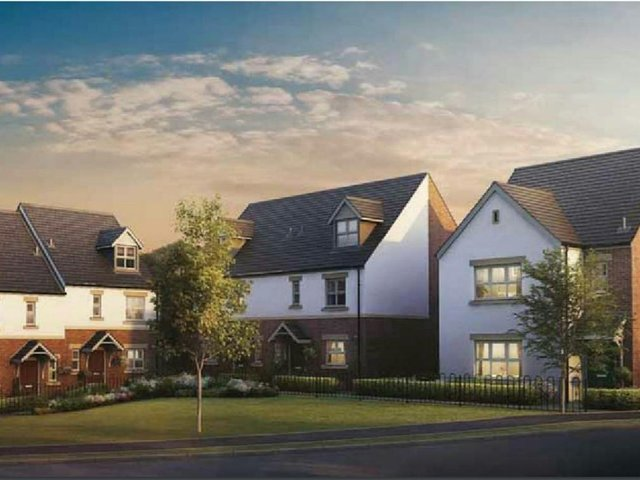 A reserved matters application from Persimmon Homes for the site off Victoria Road went before the authority's City Plans Panel this week.