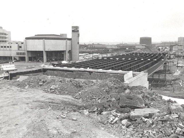 The story of the Leeds inner ring road.