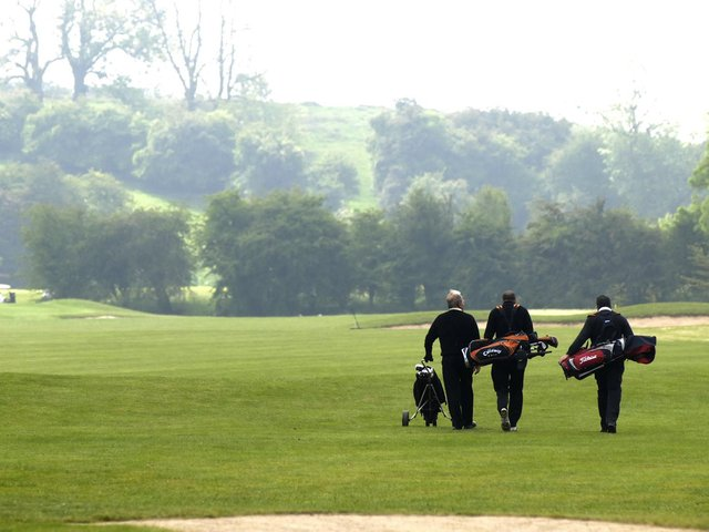 Wetherby Golf Club is hosting Leeds Community Foundation's inaugural golf day on Sunday, August 1. PIC: Marcus Corazzi