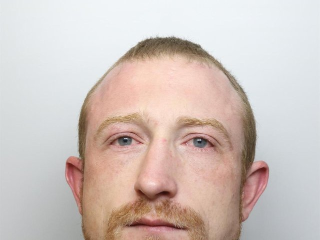 Reece Smith was jailed for three years at Leeds Crown Court.