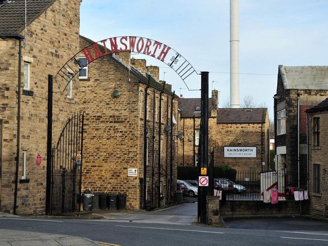 A W Hainsworth & Sons is still trading in Stanningley today