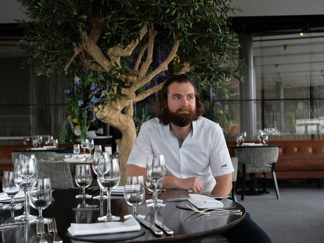 Chef Josh Barnes has taken the reins of the kitchen at Leeds fine-dining restaurant Crafthouse